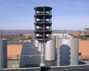 Whelen Outdoor Warning Siren System - Omni Alert System at Cornell